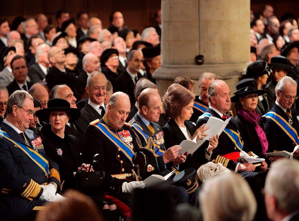 Europe Prince Philip Royal Relatives