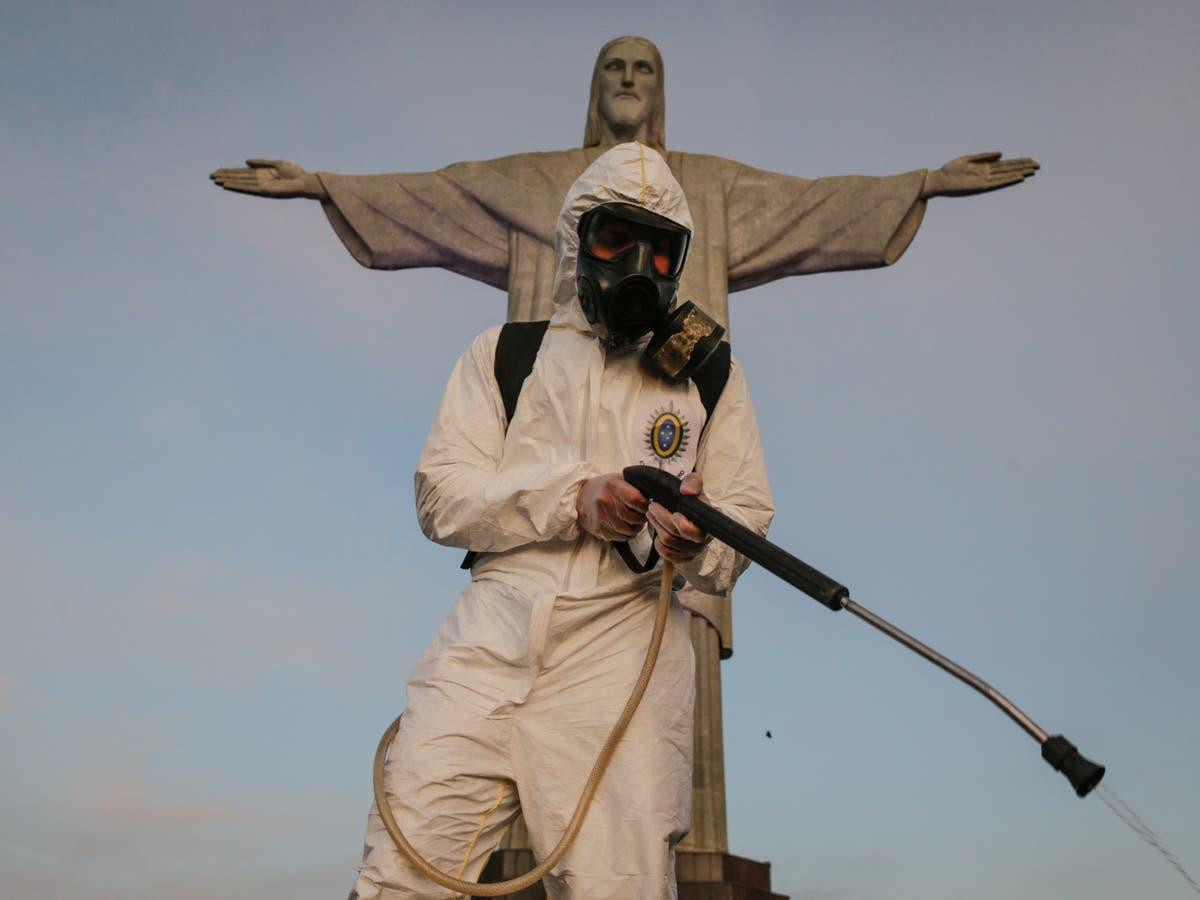 Covid: Global death toll passes 3 million