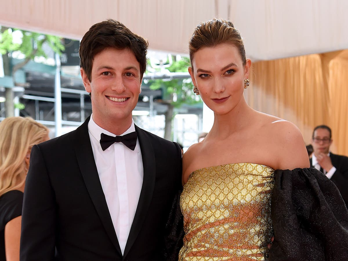 Karlie Kloss shares first photo of her son with Joshua Kushner and reveals baby's name