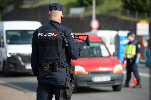 <p>The men were ordered to give the victim €60,000 (£52,000) in compensation</p>