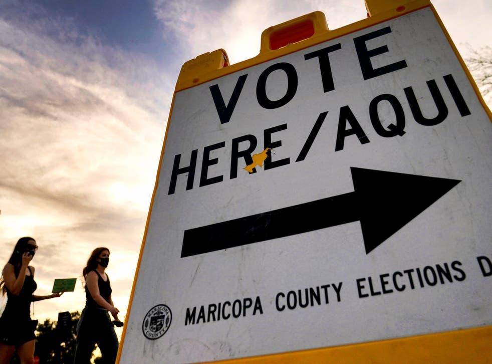 Voting Bills Southwest