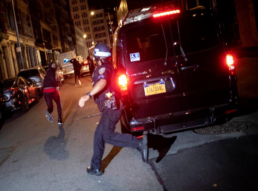 AP EXPLICA- CHICAGO PERSECUCION POLICIAL