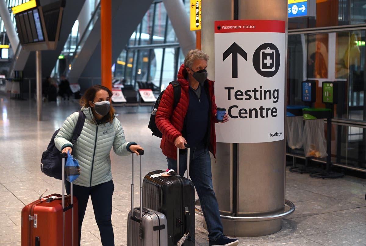 Image Covid: Traffic light system for international travel poses risk, Sturgeon warns