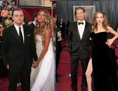 Las parejas mejores vestidas del Oscar de todos los tiempos, de Angelina Jolie y Brad Pitt a Nicole Kidman y Tom Cruise
