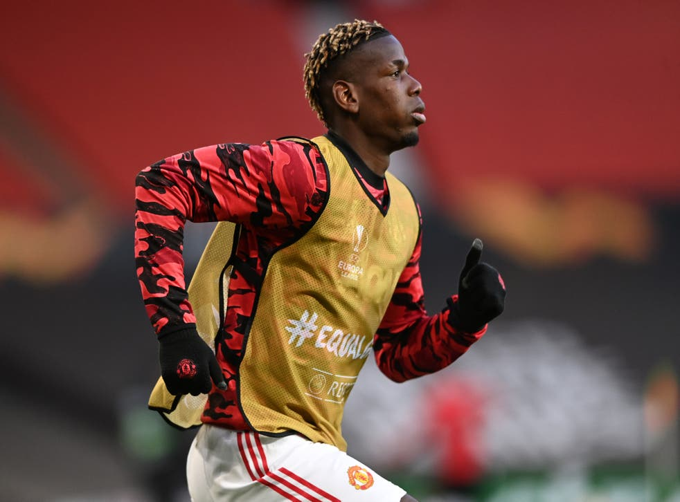 <p>Paul Pogba's life will be the subject of a documentary next year</p>