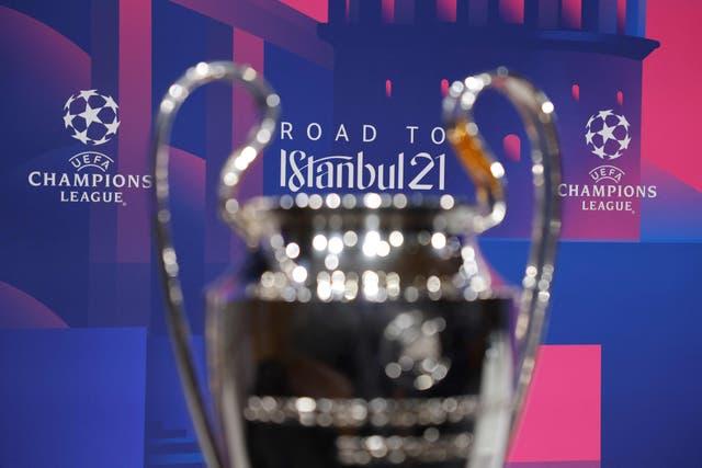 ¿Es este el final de la UEFA Champions League?