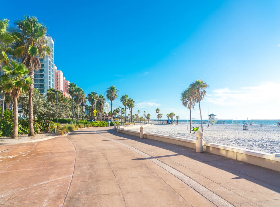 <p>Miami is an attractive prospect for New Yorkers who look on enviously at Florida's zero state income tax</p>