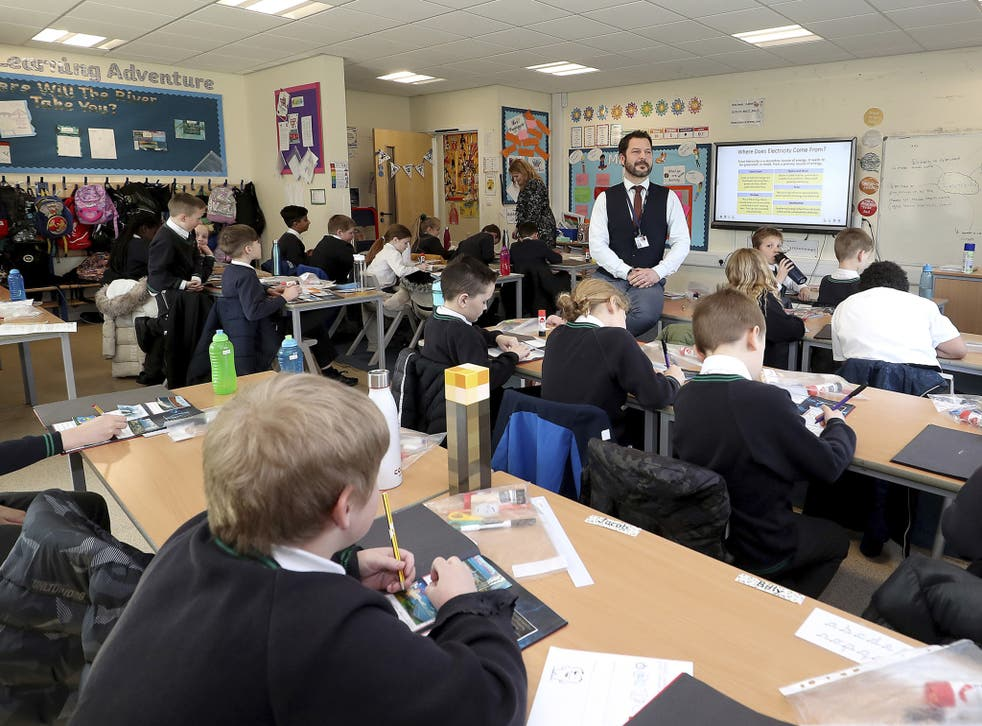 <p>Lockdown has had a huge impact on the education of millions of pupils in the UK</p>