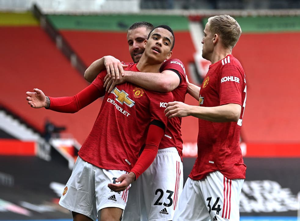 Manchester United vs Burnley LIVE: Premier League result, final score and  reaction | The Independent
