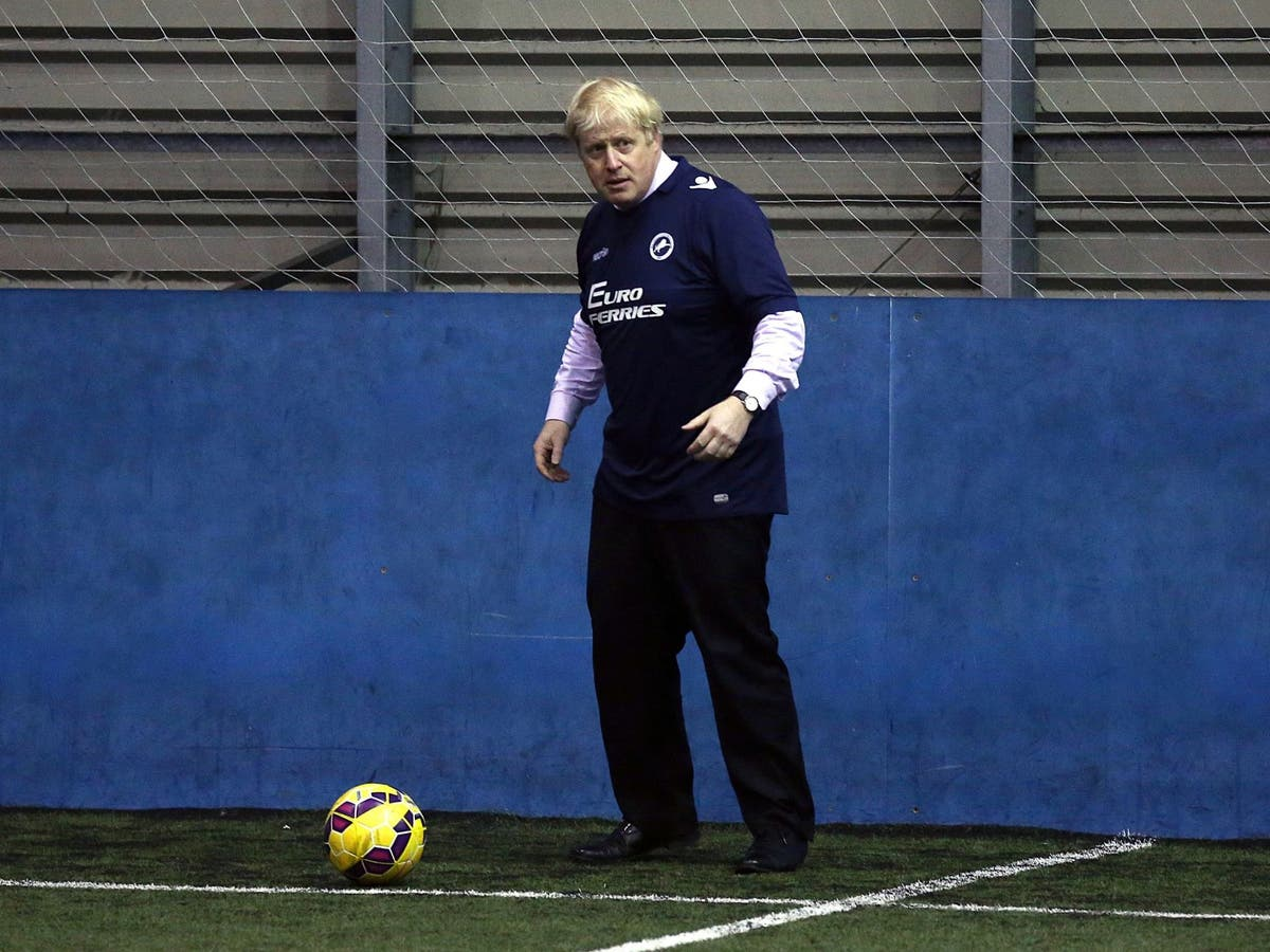Boris Johnson says breakaway European Super League plans 'very damaging' for football