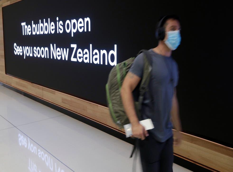 Australia New Zealand Travel Bubbles