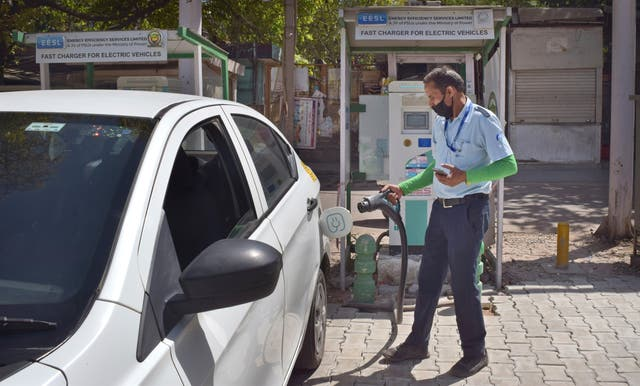 India Electric Vehicles