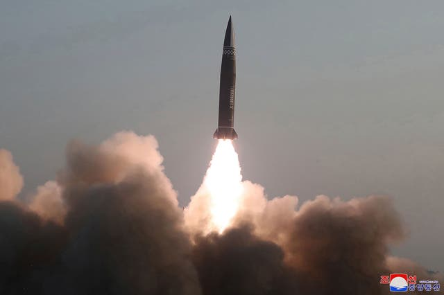 <p>South Korea lacks nuclear weapons, but has in recent years increased its military spending</p>