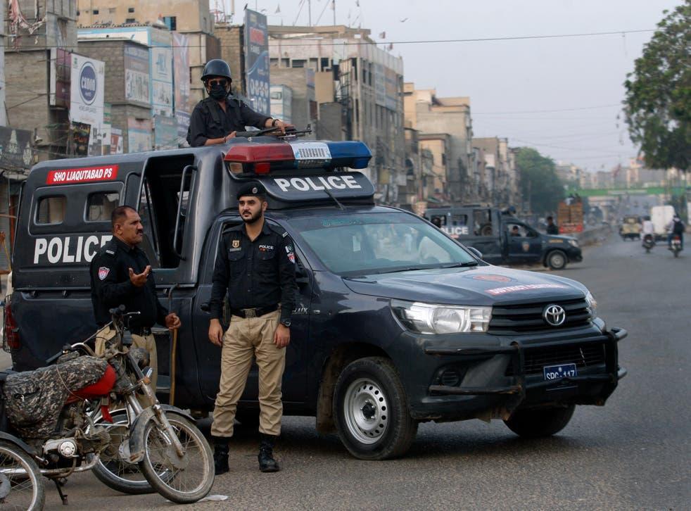 Pakistan Cleric Arrested