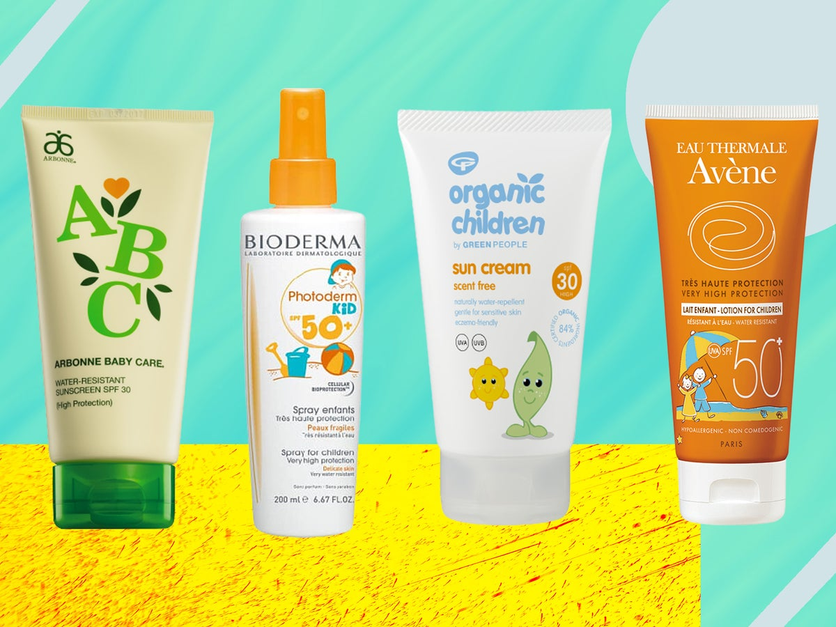 Best sunscreen for kids 10 Spray, stick and roll on formulas ...
