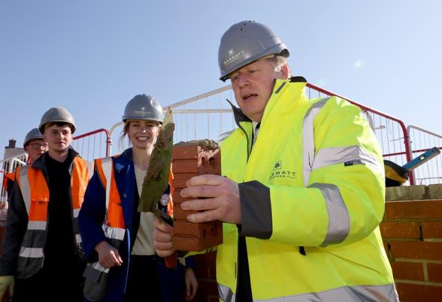 <p>Boris Johnson's government wants to turn Generation Rent into Generation Buy </p>