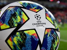 UEFA anuncia nuevo formato para la Champions League