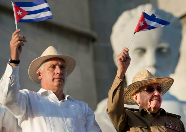 Cuba Diaz-Canel