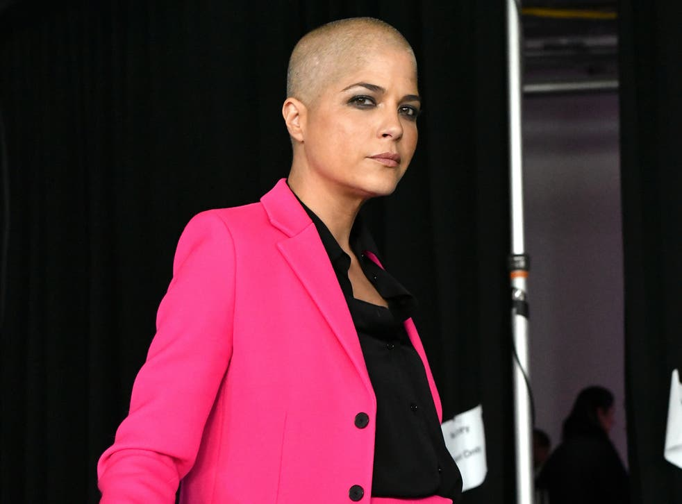 Selma Blair discusses MS and the power of makeup