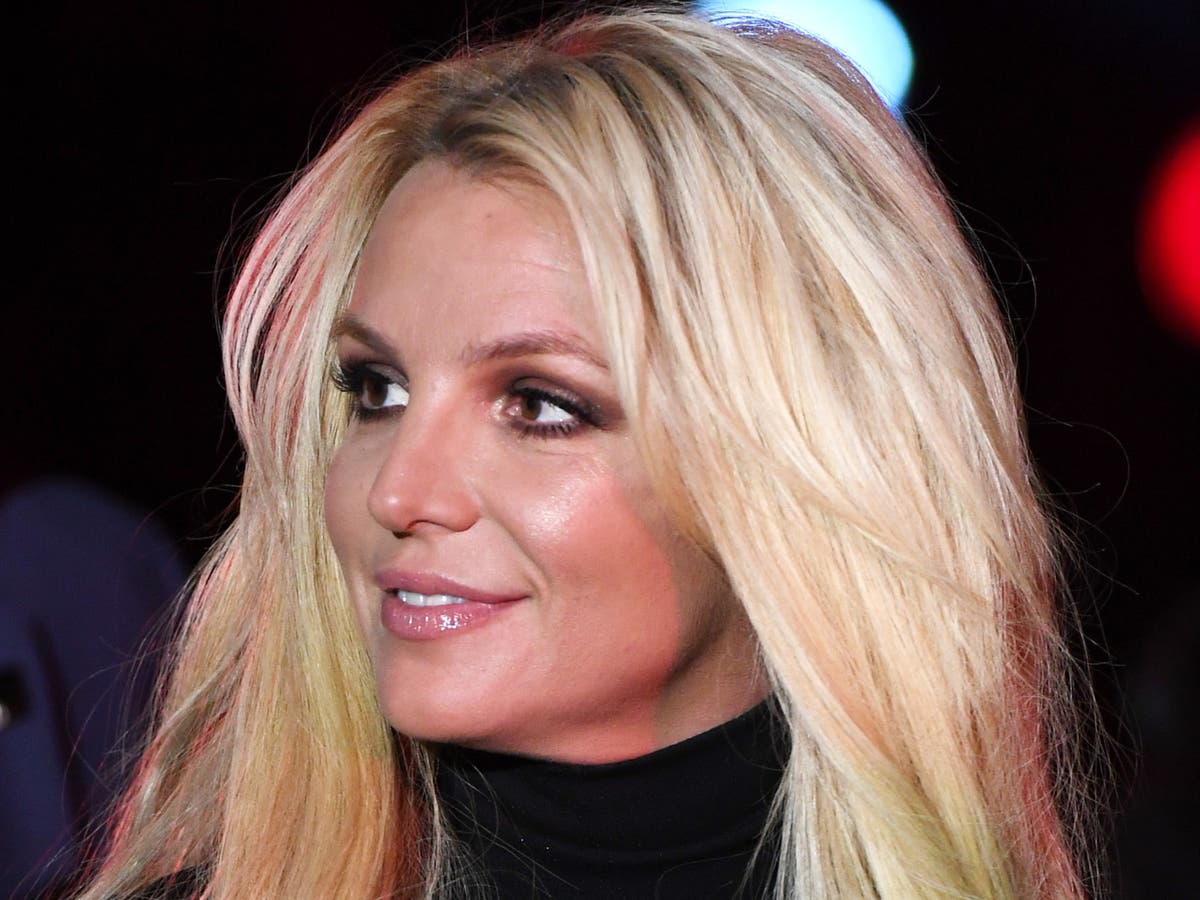 Britney Spears shows support for Black Lives Matter on ...