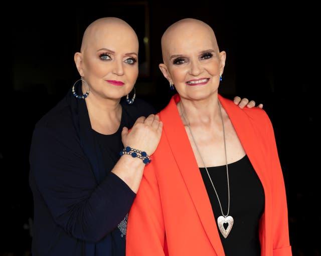 Linda and Anne Nolan (Dan Charity/PA)