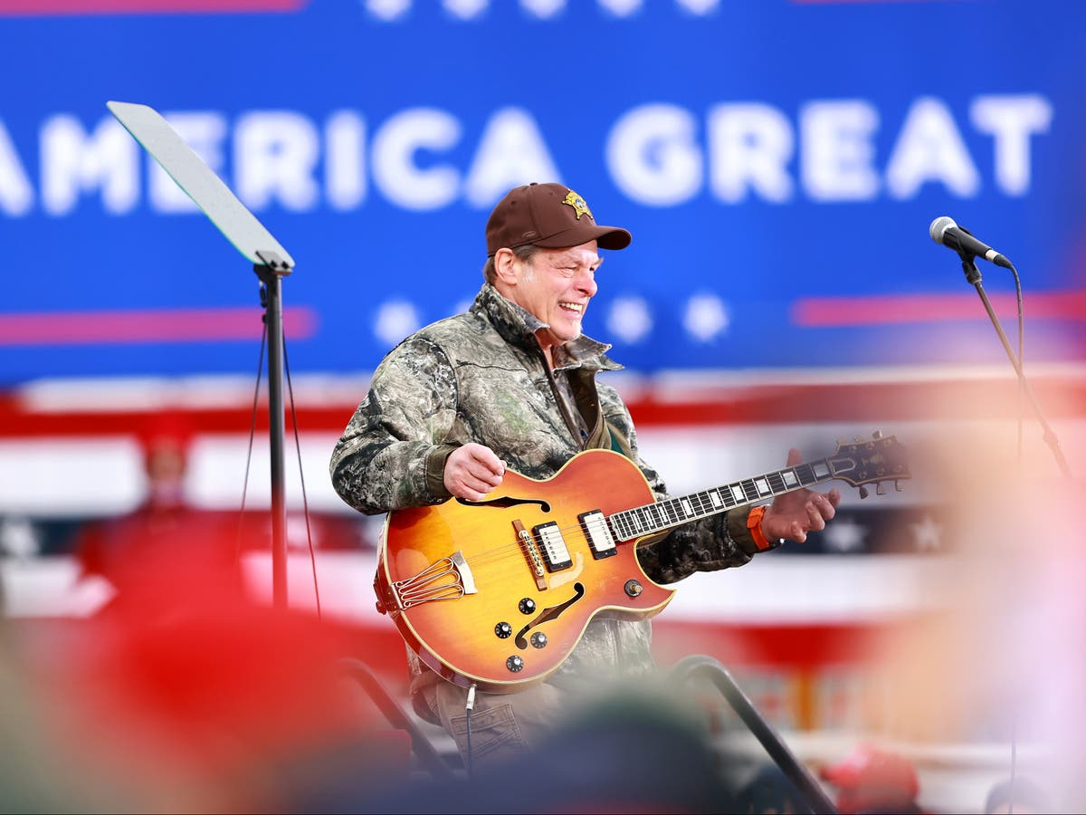Current Status: Ted Nugent tests positive for coronavirus after calling pandemic a 'scam'