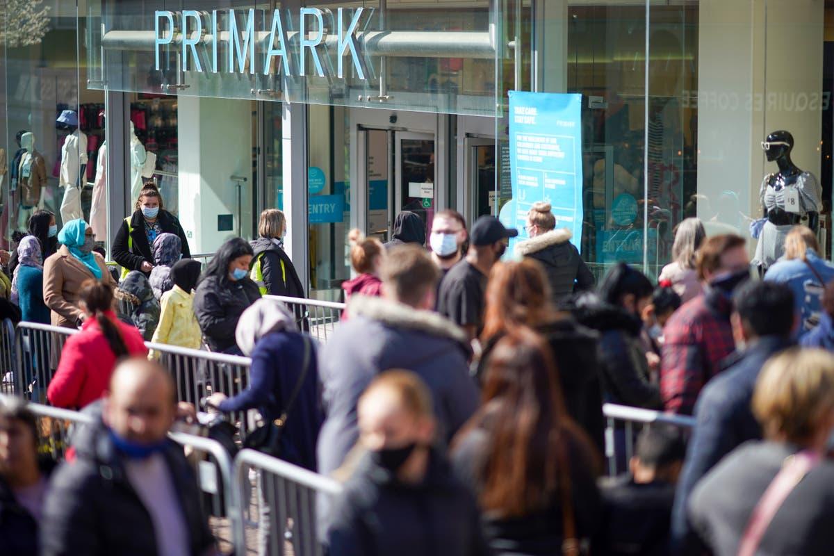 Primark owner to pay back £121m in furlough cash despite falling sales