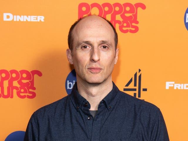 Robert Popper, the creator of Friday Night Dinner