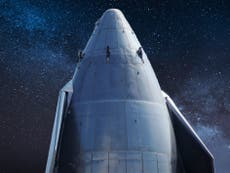SpaceX Starship: What actually is Elon Musk's spacecraft that will take people to the Moon – and colonise Mars