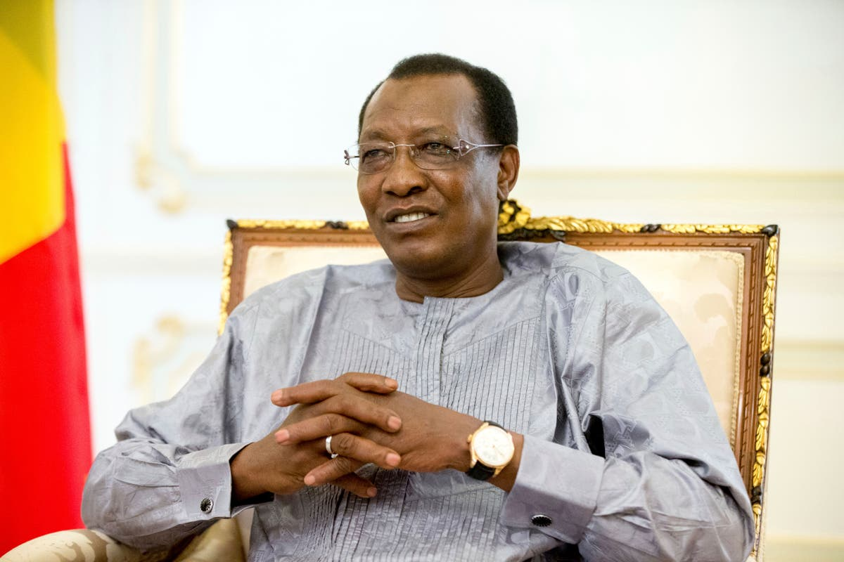 Military: Chadian president killed after 30 years in power Senegal African Hissene Habre Chad Military