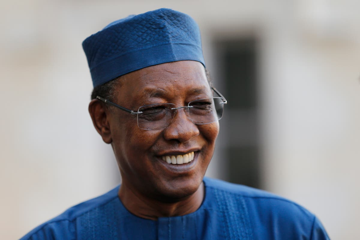 Idriss Déby death: Chad President dies on frontline days after winning sixth term
