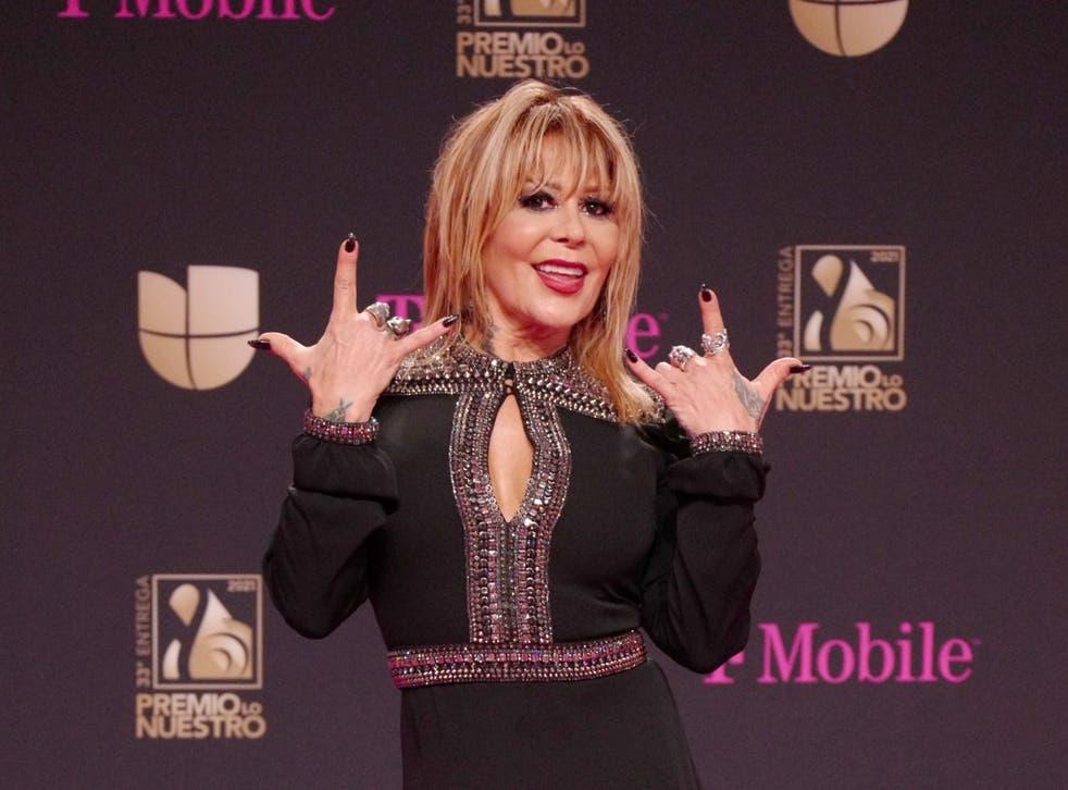<p>La cantante reveló que aún no demanda a Frida Sofía porque es su hija</p>