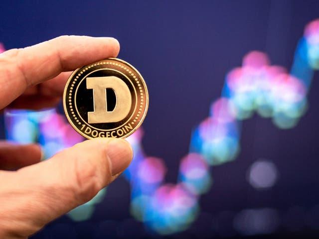 <p>La moneda digital fue creada en 2013 y está basada en un famoso meme de internet</p>