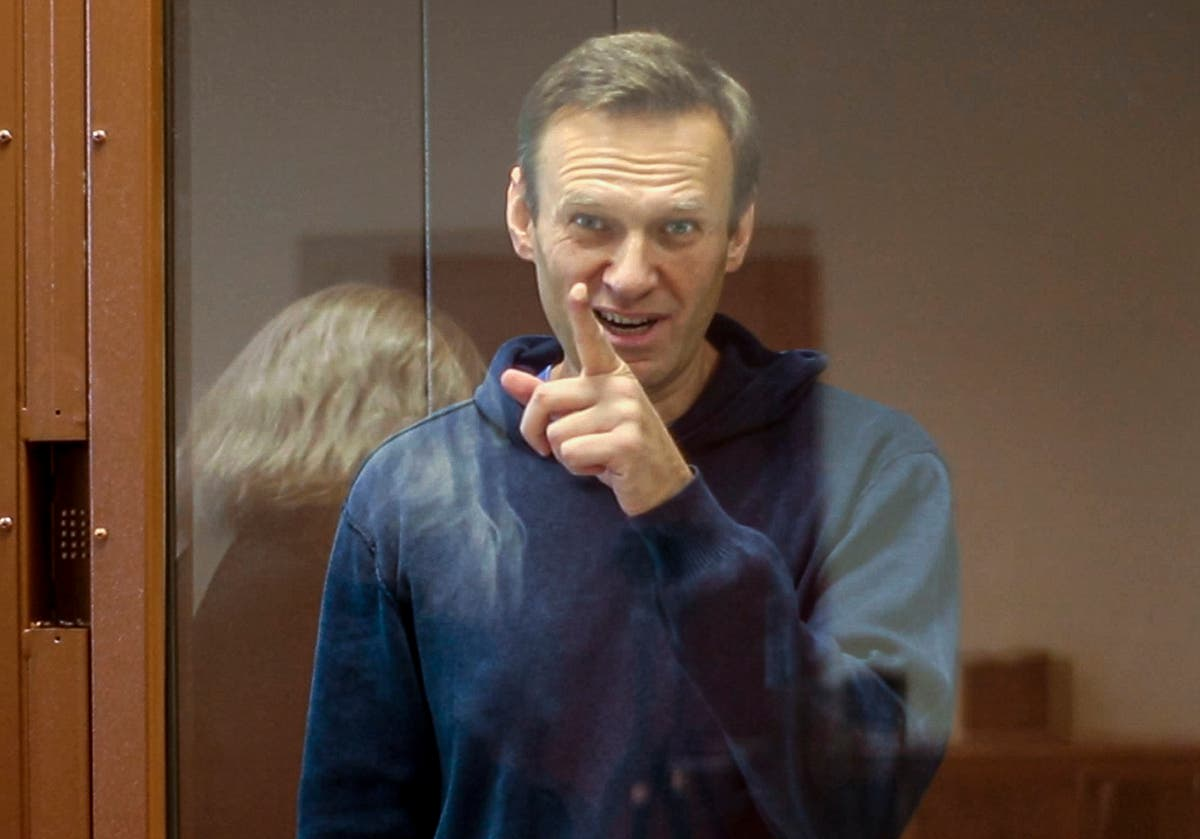 Navalny's doctors prevented from seeing him at prison clinic European Court of Human Rights Germany Kremlin Moscow Vladimir Putin