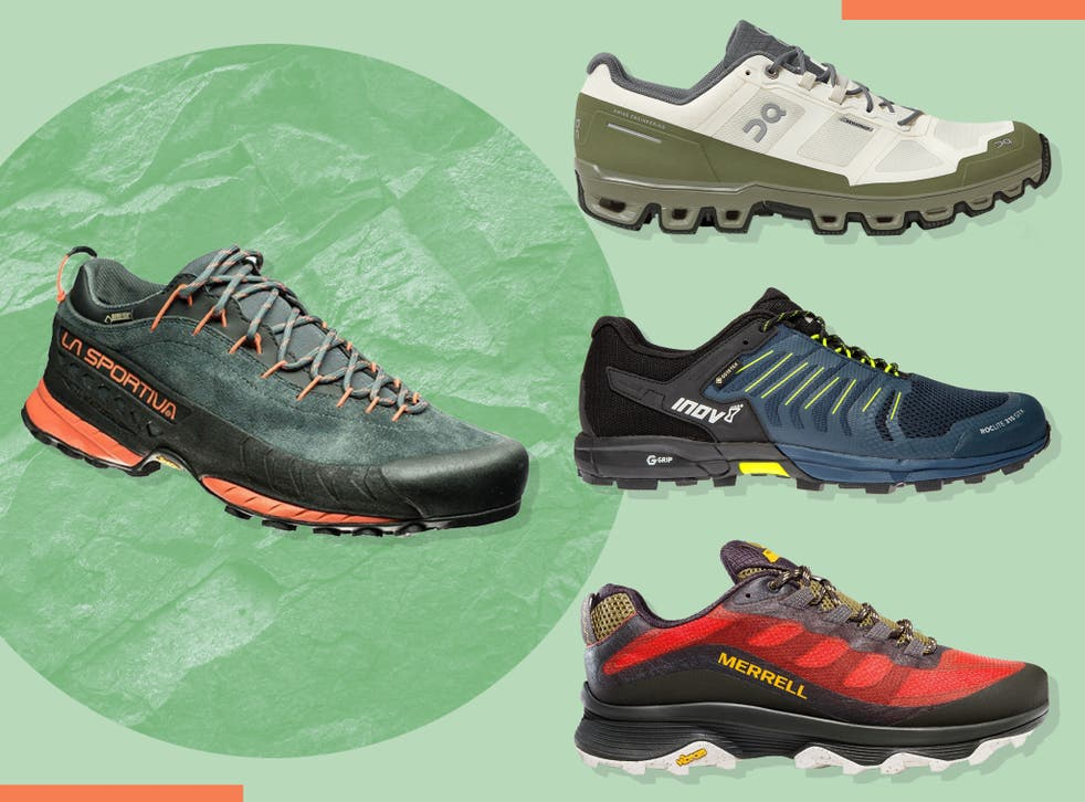 <p>We considered technical performance, comfort, fit, waterproofing, grip, support, energy return and value for money</p>