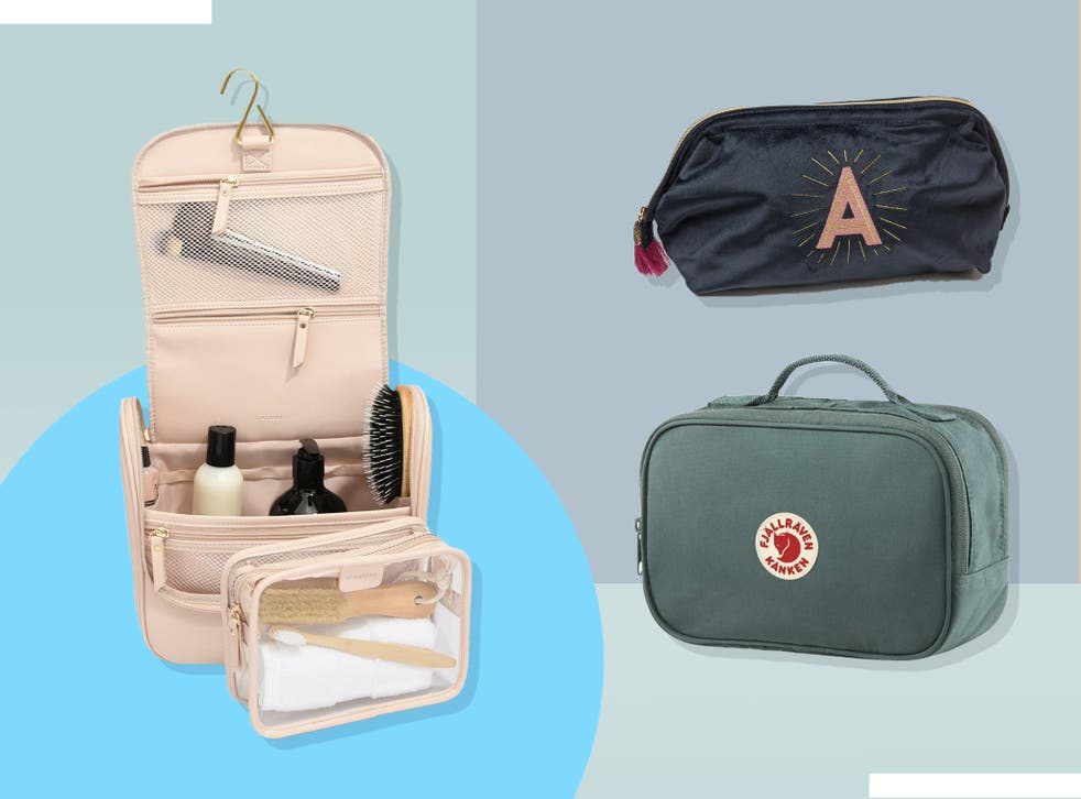 <p>A good wash bag can make packing pleasurable rather than painful</p>