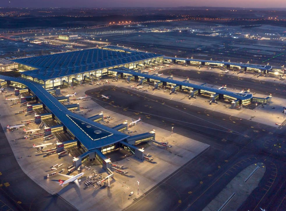 Global ambitions: Istanbul's new airport