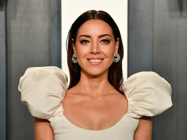 <p>Aubrey Plaza: 'I've always humiliated myself in large groups of people'</p>