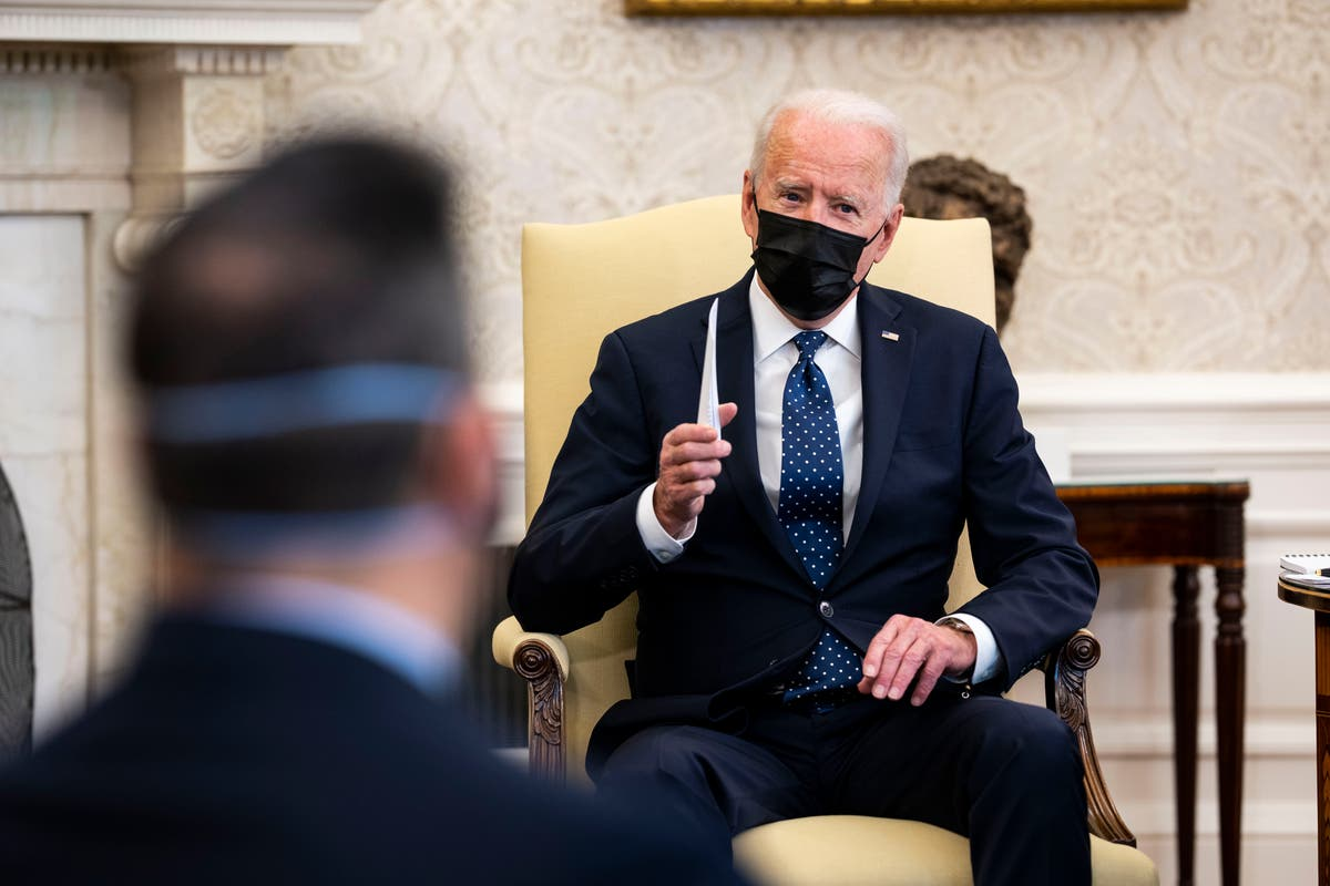 oe Biden calls prosecution's evidence in the George Floyd case 'overwhelming'