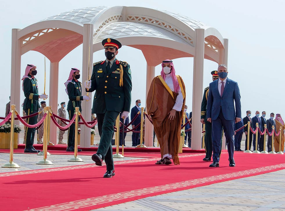 Iran Saudi Talks
