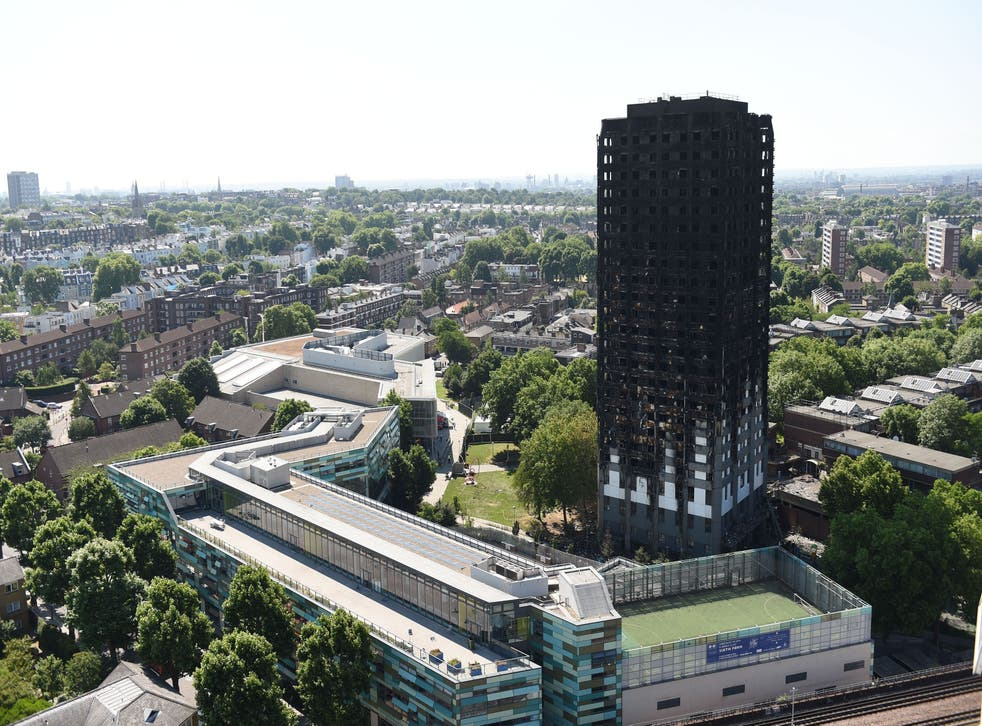 The landlords of Grenfell Tower were allowed to 'choose the price tag' of tenants' lives, a former resident has claimed
