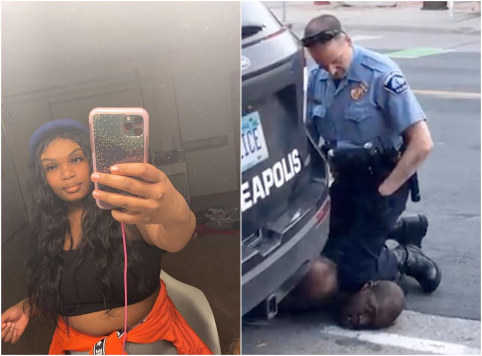 <p>Darnella Frazier captured a video of police killing George Floyd when she was just 17 years old, which quickly brought the death to the attention of the world. </p>