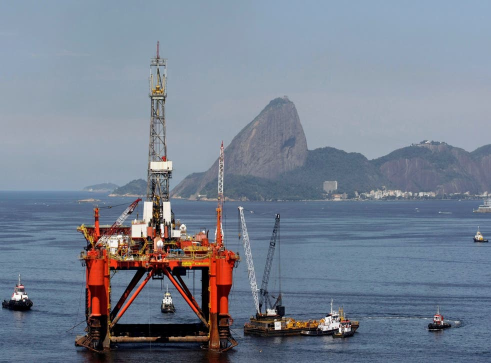 <p>The IMF and the Bank of England have warned of the 'carbon bubble' risk of fossil fuel investments</p>