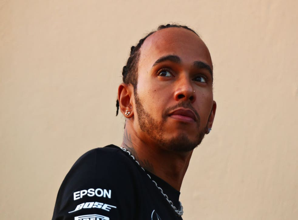 <p>Lewis Hamilton says the battle for racial justice is not over</p>