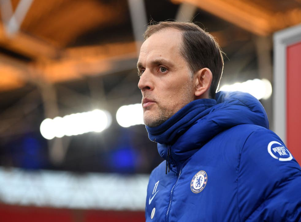 <p>Tuchel's side have won one of their last four at home in the league</p>