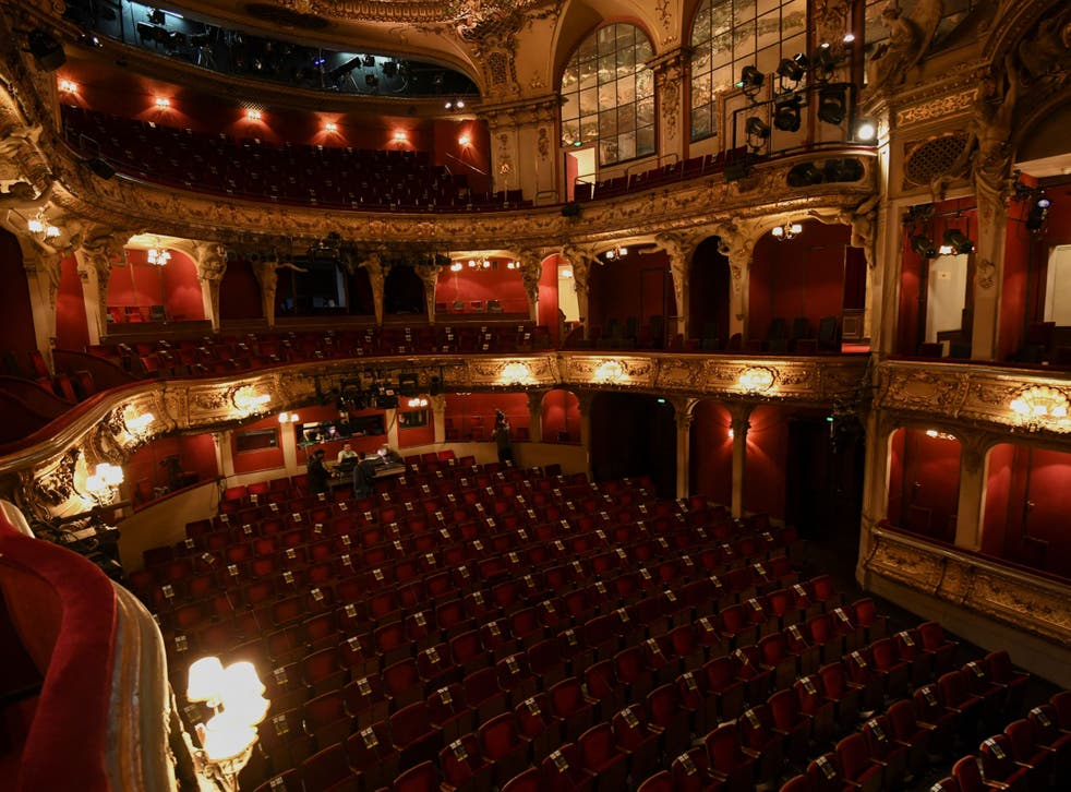 <p>Theatres and venues haven't been able to open fully for over a year</p>