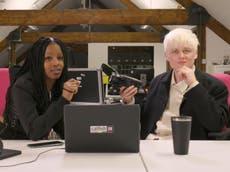 Catfish UK: Who are hosts Julie Adenuga and Oobah Butler?