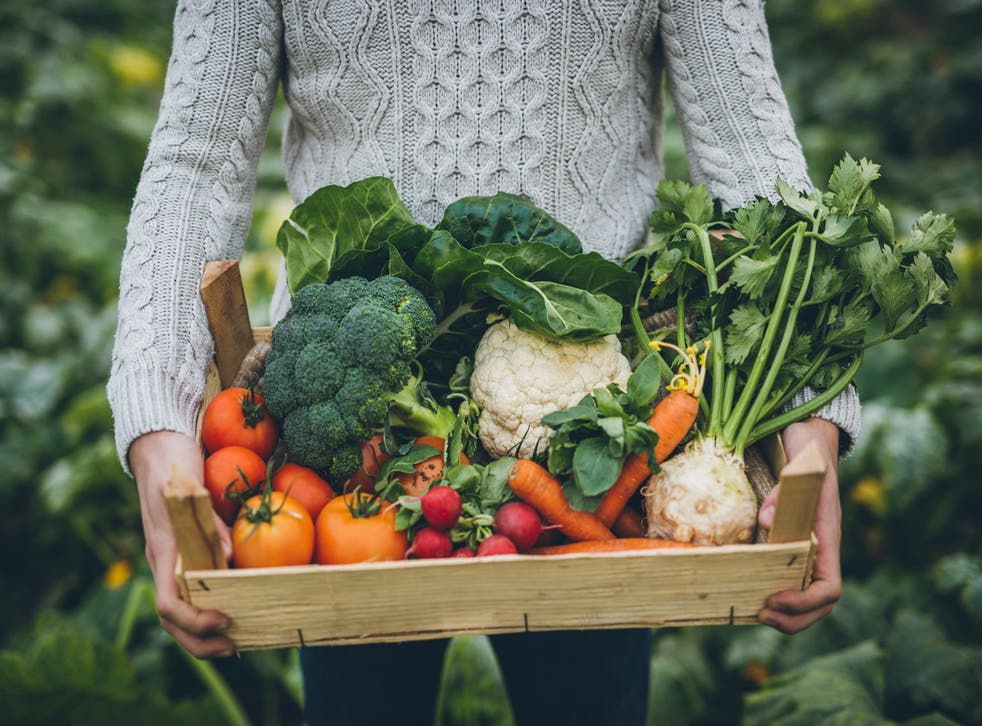 <p>Vegetable-munchers have lower levels of biomarkers linked to diabetes, cancer and heart disease, researchers found</p>