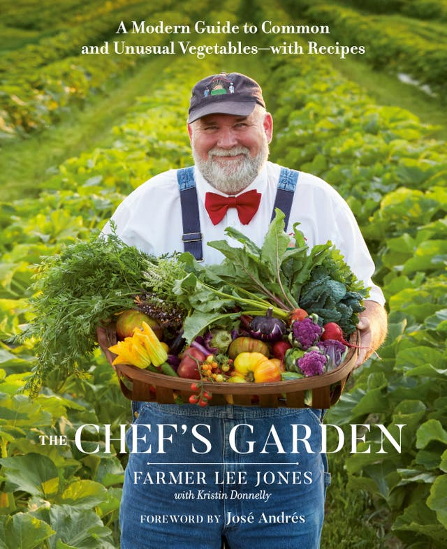 Food-Farmer Lee Jones