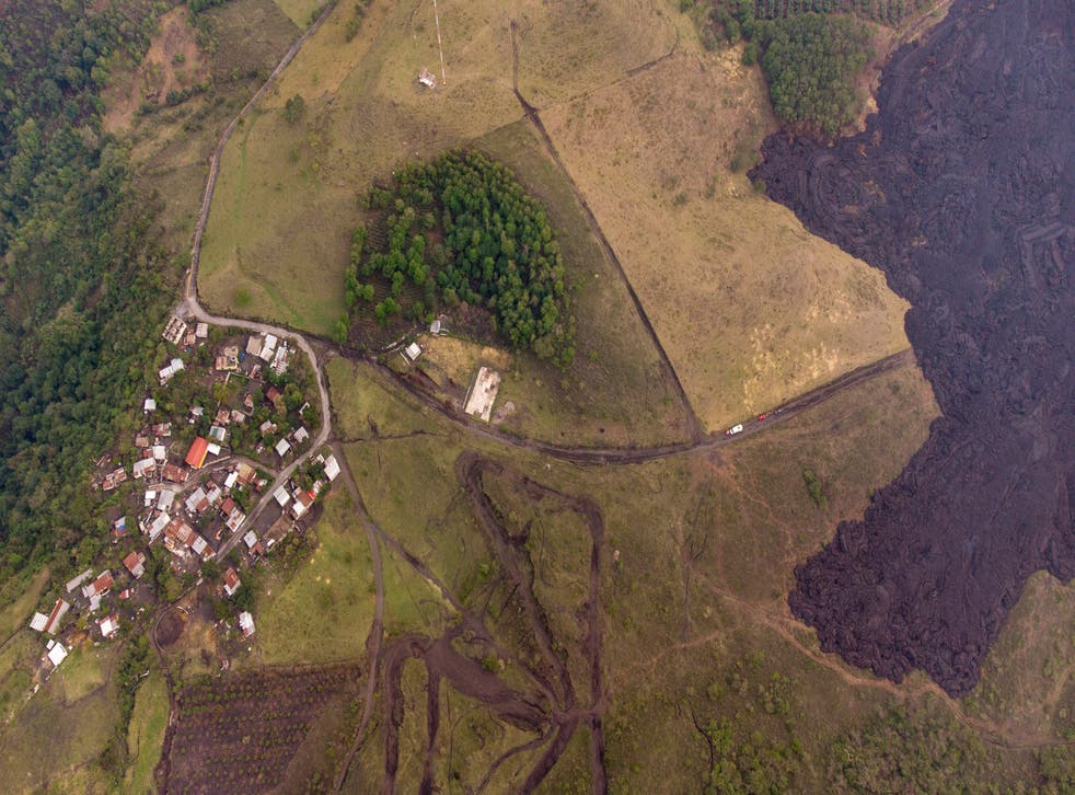 GUATEMALA-VOLCAN